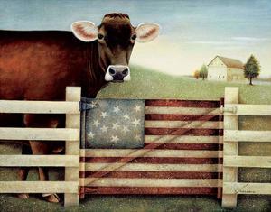 Proud Gate by Lowell Herrero