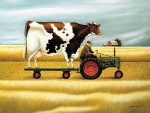 Ride to the Fair by Lowell Herrero