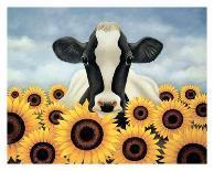 Cow Jumps over the Moon-Lowell Herrero-Art Print