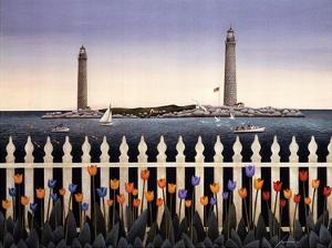 Thatcher Island by Lowell Herrero