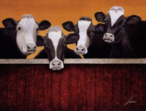 Waiting For Company by Lowell Herrero