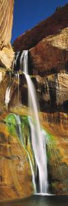Lower Calf Creek Falls Ut USA