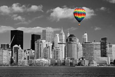 Lower Manhattan Skyline-Gary718-Photographic Print