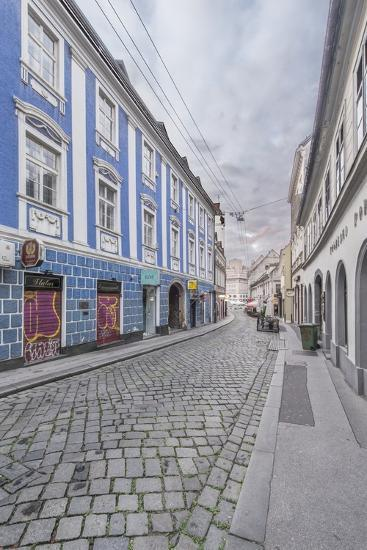 Lower Town Street-Rob Tilley-Photographic Print