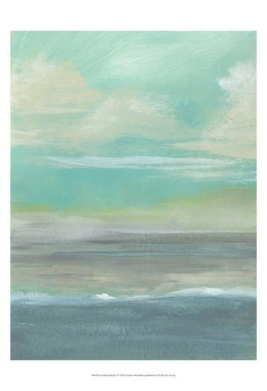 Lowland Beach I-Charles McMullen-Art Print