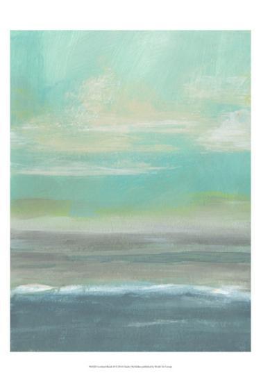 Lowland Beach II-Charles McMullen-Art Print