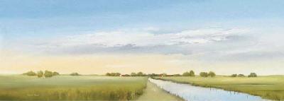 Lowlands I-Hans Paus-Art Print