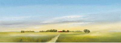 Lowlands II-Hans Paus-Art Print