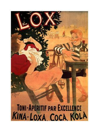 Lox-Georges Munier-Art Print