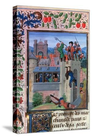 The Murder of Etienne Marcel, 1358, (Mid-15th Centur)