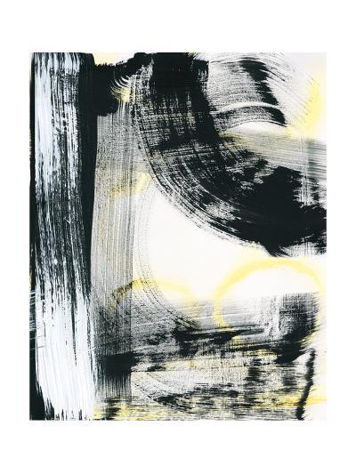 LPs in 33 III Light Yellow-Sue Schlabach-Art Print