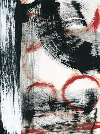 LPs in 33 III Red v2-Sue Schlabach-Art Print