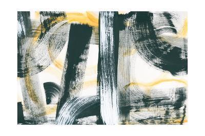 LPs in 33-Sue Schlabach-Art Print