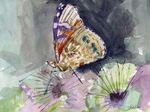 Watercolor Butterfly III by LuAnn Roberto