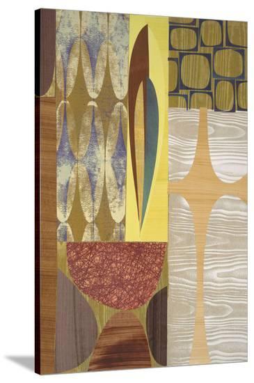 Luau-Rex Ray-Stretched Canvas Print