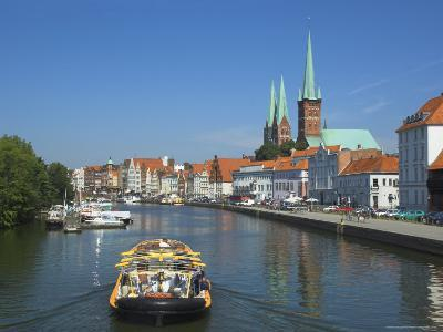 Lubeck, Schleswig Holstein, Germany, Europe-Charles Bowman-Photographic Print
