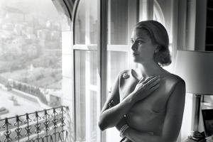 Grace Kelly by Luc Fournol