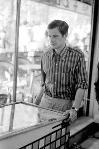 Jean-Paul Belmondo by Luc Fournol
