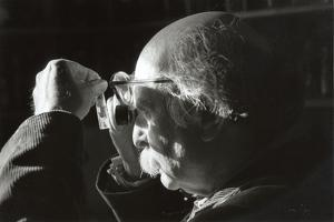 Jean Rostand by Luc Fournol
