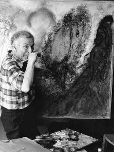 Marc Chagall by Luc Fournol