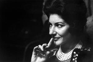Maria Callas by Luc Fournol