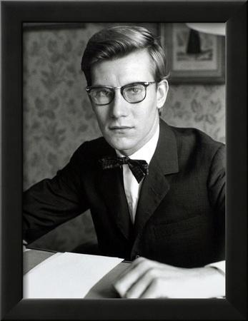 Yves Saint Laurent, July 1960