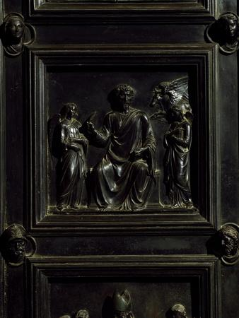 Bronze Panel, Work