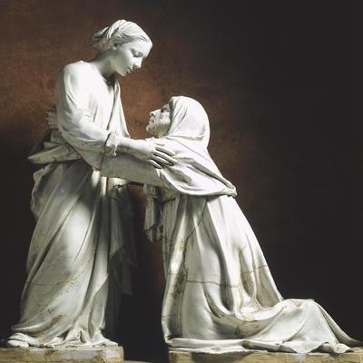 Italy, Pistoia, Church of San Giovanni Fuor Civitas, Visitation