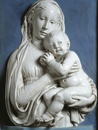 Madonna and Child, known as Madonna of Apple