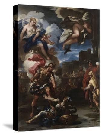 Aeneas Defeats Turnus, 1688