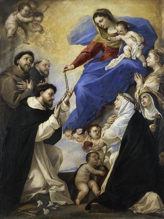 Our Lady of the Rosary, 1657