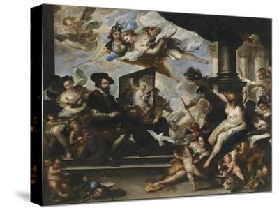 Rubens Painting the Allegory of Peace