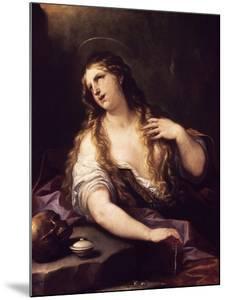 Sainte Madeleine renonçant aux Vantés de ce monde by Luca Giordano