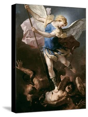 St. Michael, about 1663