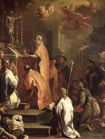 The Mass of St. Gregory