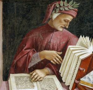 Dante by Luca Signorelli