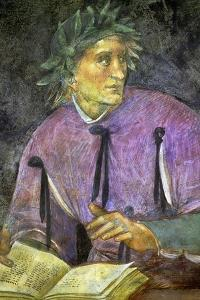 Poet, from Illustrious People Cycle, 1499-1504 by Luca Signorelli