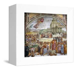 Predicazione e Fatti Dell'Anticristo by Luca Signorelli