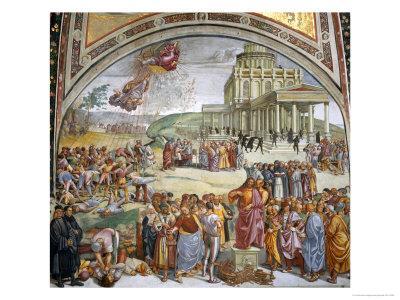 Predicazione e Fatti Dell'Anticristo