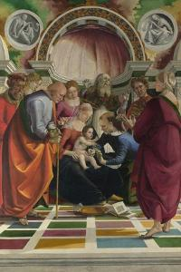 The Circumcision, C. 1490 by Luca Signorelli