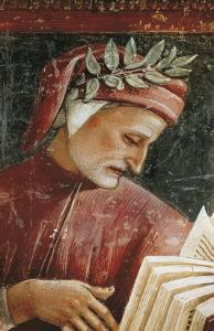 The Poet Dante by Luca Signorelli