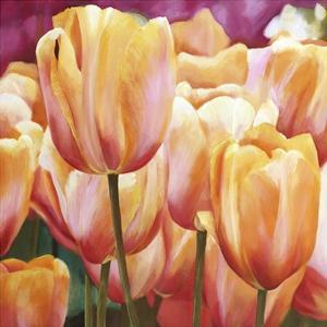 Spring Tulips I by Luca Villa