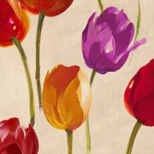 Tulip Funk (detail) by Luca Villa