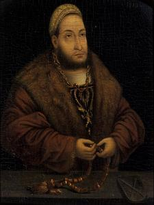 Elector Frederick the Wise, 1510 by Lucas Cranach the Elder
