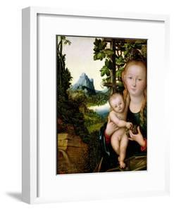 Madonna and Child by Lucas Cranach the Elder