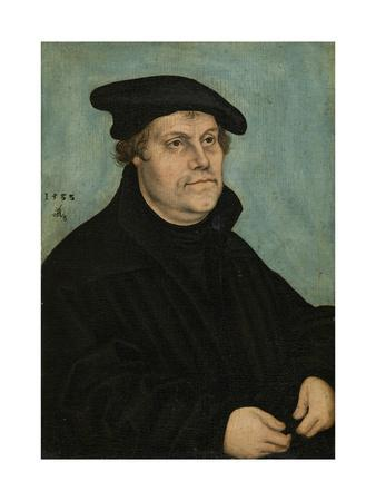 Martin Luther (1483-154) at the Age of 50, 1533