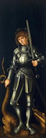Saint George, Ca 1514