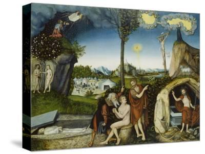 The Fall of Man and Redemption, about 1529