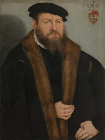 Portrait of a Man, 1557