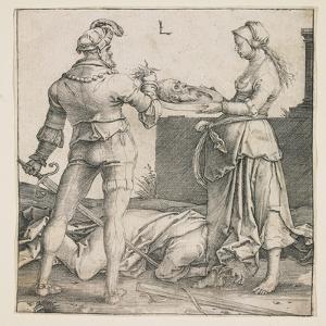 Beheading of Saint John the Baptist, 1513 by Lucas van Leyden